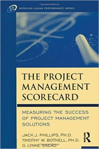 Project Management Scorecard