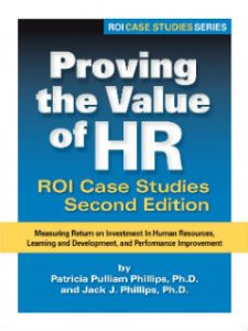 Proving-the-Value-of-HR-case-studies-2nd-edition ROI Certification Materials