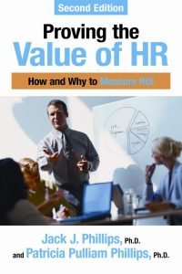 Provinf the Value of HR